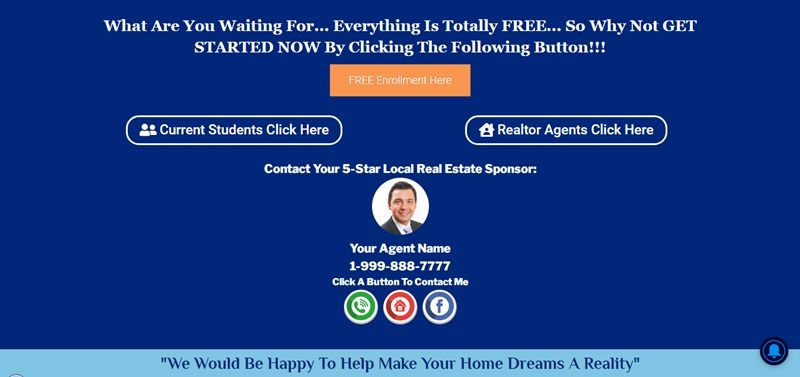 Agent Homepage-2